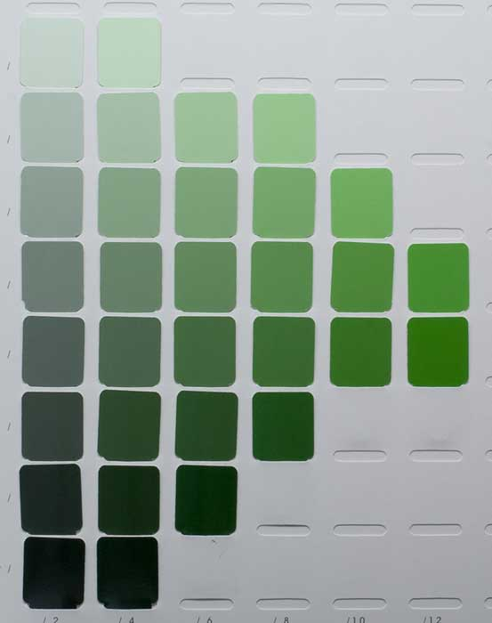 green munsell solid color - photo #22