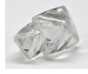 with raw  uncut diamonds  Unpolished Diamond