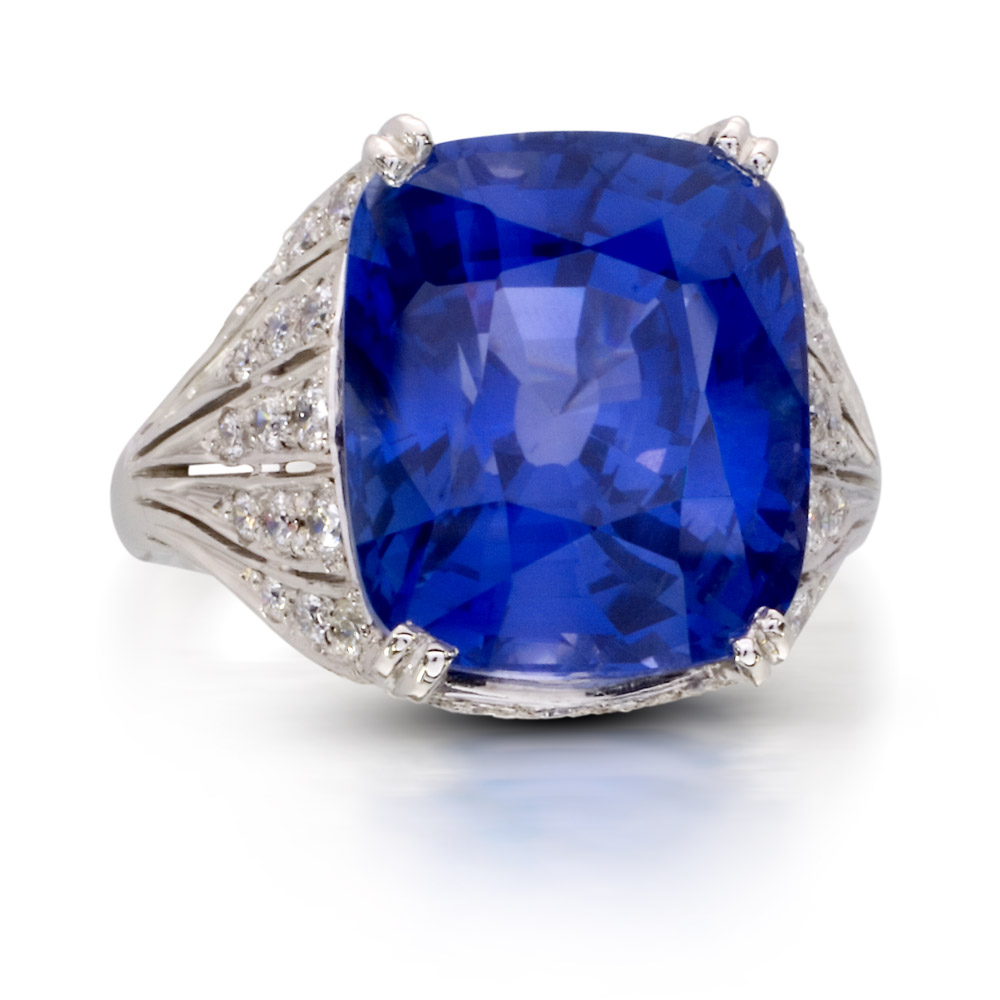 plated and star gems carat rhoddium sterling simply blue sapphire siiver colored in ceylon sapphires mens untreated rhofdium jewelry fine setting