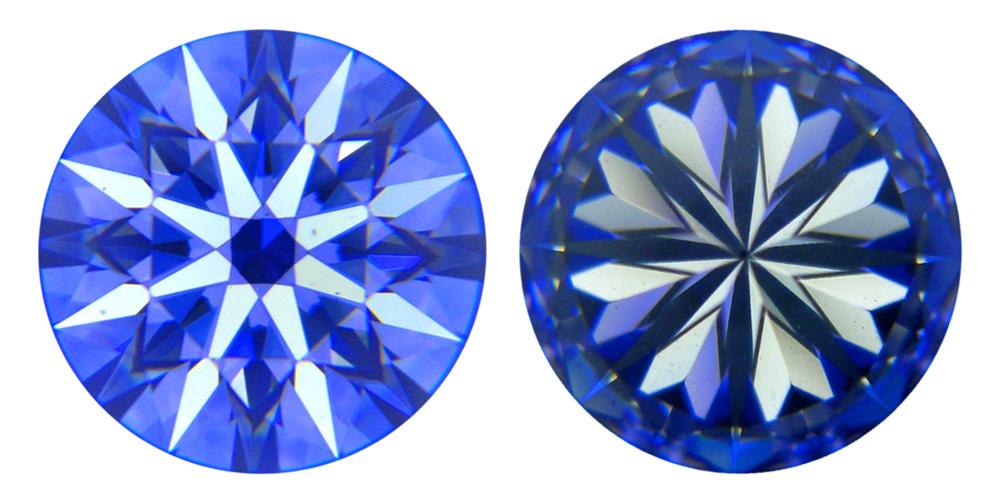 Hearts and Arrows Diamond