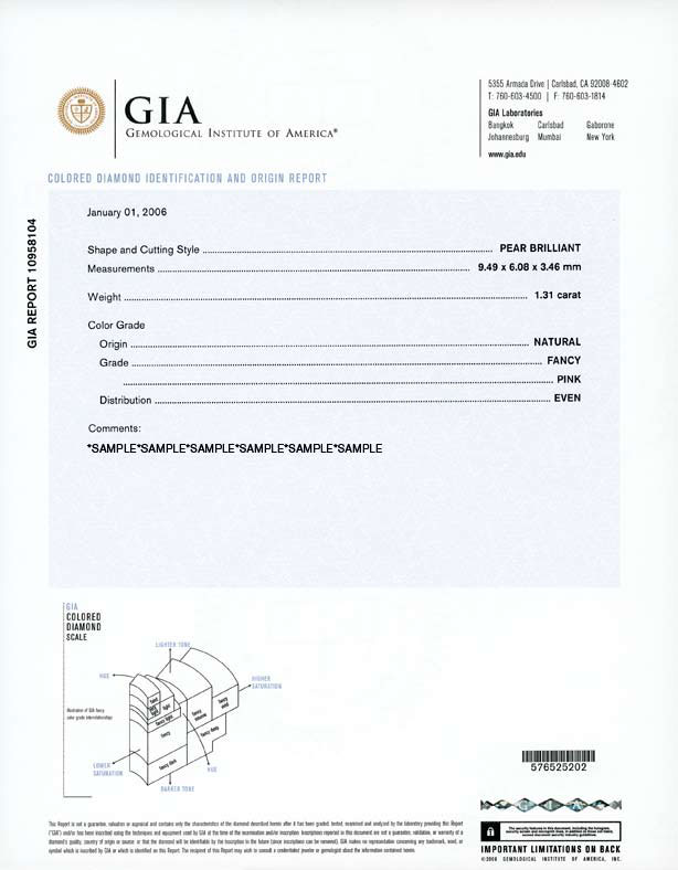 Gia The Magic Of Certificates